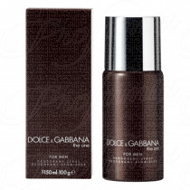 DOLCE & GABBANA THE ONE FOR MEN 150ML DEODORANTE SPRAY