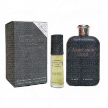 ARROGANCE GRIGIO 75ML SPRAY EAU DE TOILETTE + 30ML EAU DE TOILETTE IN REGALO