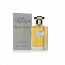 LORENZO VILLORESI FIRENZE VINTAGE COLLECTION VETIVER 100ML SPRAY EAU DE TOILETTE