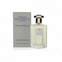LORENZO VILLORESI FIRENZE VINTAGE COLLECTION YLANG YLANG 100ML SPRAY EAU DE TOILETTE