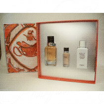 HERMES KELLY CALECHE 50ML SPRAY EAU DE PARFUM + LATTE CORPO 40ML + MIGNON 7,5ML