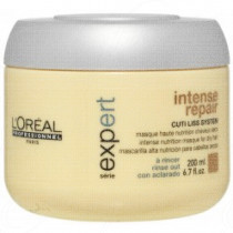 L'OREAL SERIE EXPERT MASCHERA INTENSE REPAIR 200ML