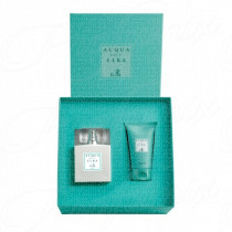 ACQUA DELL'ELBA SPORT GIFT SET EAU DE TOILETTE SPRAY 50ML+GEL DOCCIA 50ML