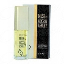 ALYSSA ASHLEY MUSK 25ML SPRAY EAU DE TOILETTE