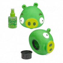 ANGRY BIRDS SPRAY 100ML ACQUA DI COLONIA FRESCA + MONEY BOX