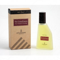 ATKINSONS FOR GENTLEMEN 90ML AFTER SHAVE LOTION - LOZIONE DOPOBARBA