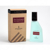 ATKINSONS FOR GENTLEMEN 90ML PRE-ELECTRIC SHAVE - LOZIONE PREBARBA