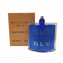BULGARI BLU WOMAN 75ML SPRAY EDP VINTAGE/RARE NO BOX NO CAP COME DA FOTO