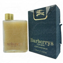 BURBERRYS FOR MEN AFTER SHAVE BALM 125ML OLD VERSION
