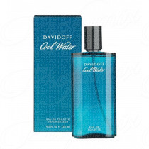 DAVIDOFF COOL WATER 125ML SPRAY EAU DE TOILETTE