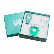 ACQUA DELL'ELBA ARCIPELAGO UOMO GIFT SET 100ML SPRAY EAU DE PARFUM + GEL DOCCIA 50ML + CREMA IDRATANTE 50ML