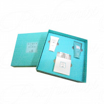 ACQUA DELL'ELBA SPORT GIFT SET EAU DE PARFUM SPRAY 100ML+GEL DOCCIA 50ML+CREMA IDRATANTE 50ML