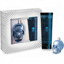 POLICE TO BE (OR NOT TO BE) 40ML SPRAY EAU DE TOILETTE + GEL DOCCIA 100ML