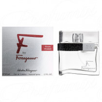 SALVATORE FERRAGAMO F BY FERRAGAMO POUR HOMME 50ML SPRAY EAU DE TOILETTE