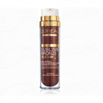 L'OREAL SUBLIME BRONZE ONE DAY GEL COLORATO VISO