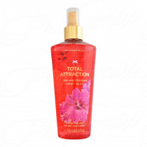 VICTORIA'S SECRET SECRET TOTAL ATTRACTION CHERRY ORCHID & LILY BLOSSOM FRANGRANCE MIST 250ML SPRAY