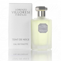 LORENZO VILLORESI FIRENZE TEINT DE NEIGE 100ML SPRAY EAU DE TOILETTE
