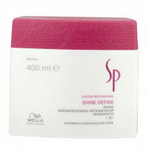 WELLA PROFESSIONALS SP SHINE DEFINE MASK 400ML