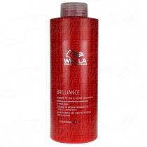 WELLA PROFESSIONAL BRILLIANCE FINE/NORMAL 500ML SHAMPOO PER CAPELLI COLORATI