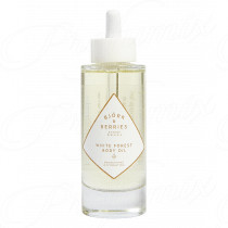 BJORK & BERRIES WHITE FOREST BODY OIL 100ML