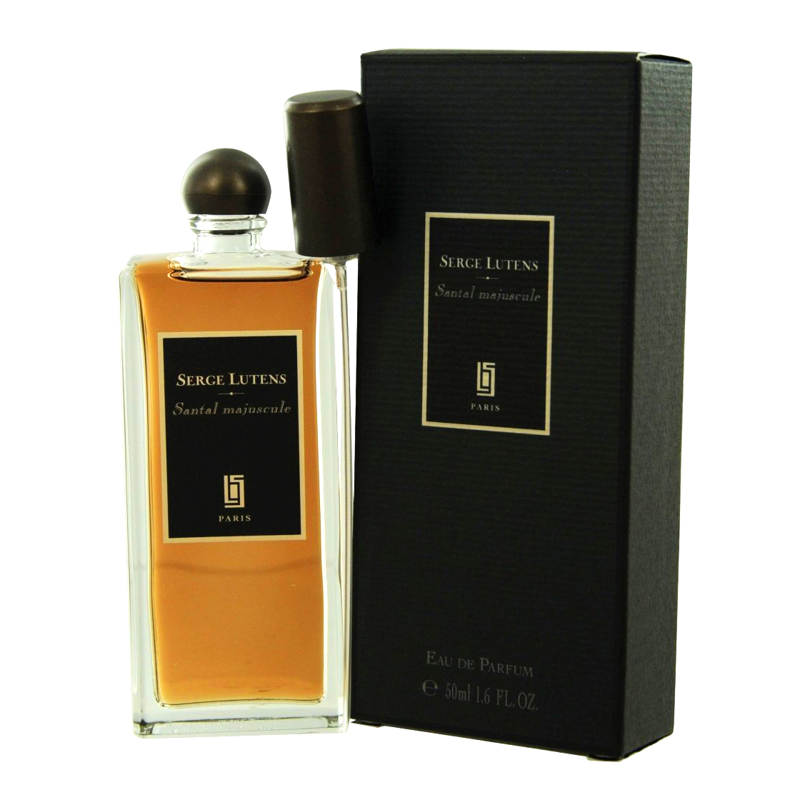 serge lutens santal majuscule 50ml spray eau de parfum ebay. Black Bedroom Furniture Sets. Home Design Ideas